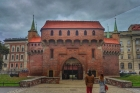 Exkurze do Krakova a Osvětimi 2016