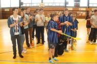 Florbalový tým mladších žáků