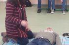 Praktický kurz první pomoci 2019