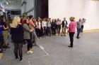Studenti gymnázia v živém vysílání Fokusu Václava Moravce 2019