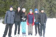 Lyžařský výcvikový kurz 2015