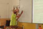 Přednáška Bc. Martina Musila o znečištění vod